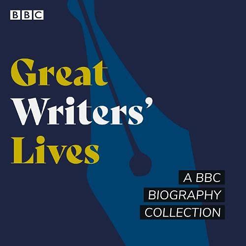 『Great Writers' Lives』のカバーアート