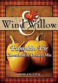 Wind Willow Pumpkin Pie We Popular standard OFFer at cheap prices Cheeseball Mix Dessert