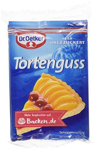 Dr. Oetker Tortenguss klar ungezuckert (1 x 3 x 12 g)