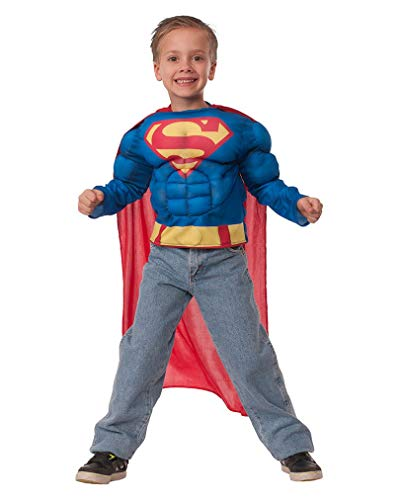 Horror-Shop Superman Muscleshirt pour les enfants