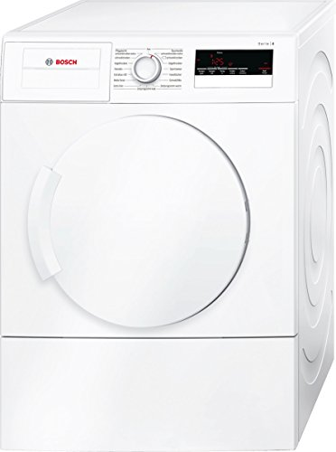 Bosch WTA73200 Serie 4 Ablufttrockner / Energieeffizienz C / 504 kWh/Jahr / 7 kg / weiß / Auto Dry / Sensitive Drying System