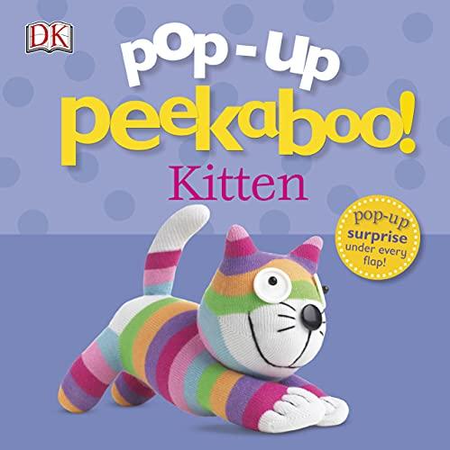 Pop Up Peekaboo! Kitten