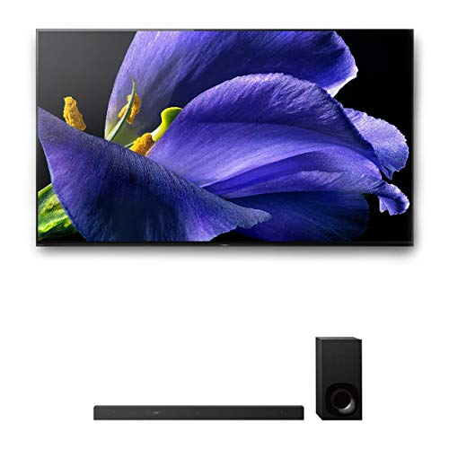 Fantastic Deal! Sony XBR-77A9G 77″ BRAVIA OLED 4K UHD HDR TV and HT-Z9F 3.1-Channel Dolby Atmos Soundbar with Subwoofer