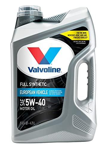 Valvoline European Vehicle Full Synthetic SAE...
