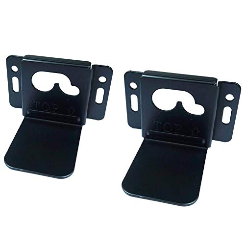 ECLINK Soundbar Wall Mounting Bracket Compatible for LG SH6 NB2530A NB2020A Sound Bars (2 Pack)