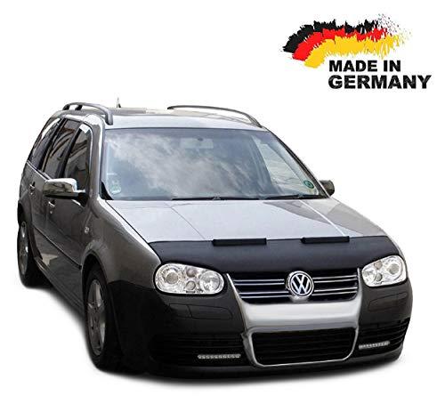 Black Bull Haubenbra für VW Golf 4 Steinschlagschutz Motorhaubenschutz Automaske NEU