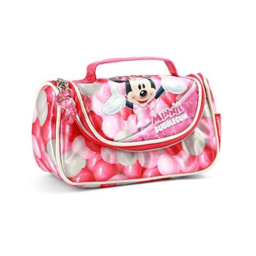 Karactermania Minnie Maus Bubblegum-Schatz Kosmetiktasche, 20 cm, Rosa
