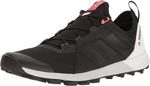 adidas Terrex Agravic Speed - Zapatillas deportivas para mujer, color negro/blanco