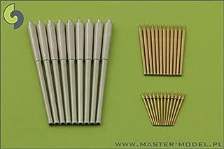 Master 1:350 R.N Roma Metal Barrels 381mm 9pc, 152m 12pc, 90mm 12pc #SM350064