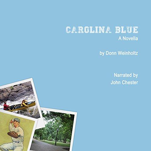 Carolina Blue audiobook cover art