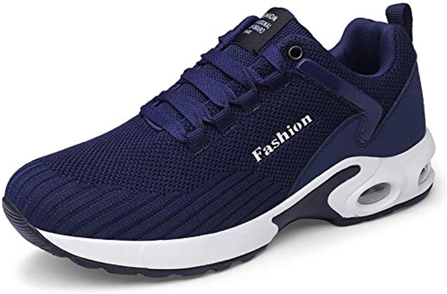 LOVDRAM Men'S shoes Autumn New Men'S shoes Couple Running shoes Women'S Lightweight Large Size Cushion Cushioning Sports Wind Casual shoes
