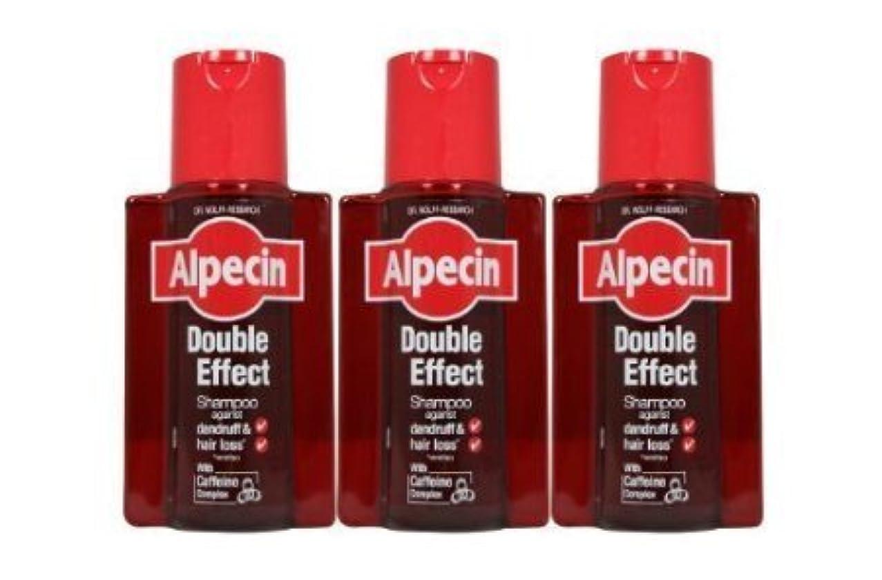 疑問に思う黒板スクレーパー3 x Alpecin Double Effect Shampoo by alpecin [並行輸入品]