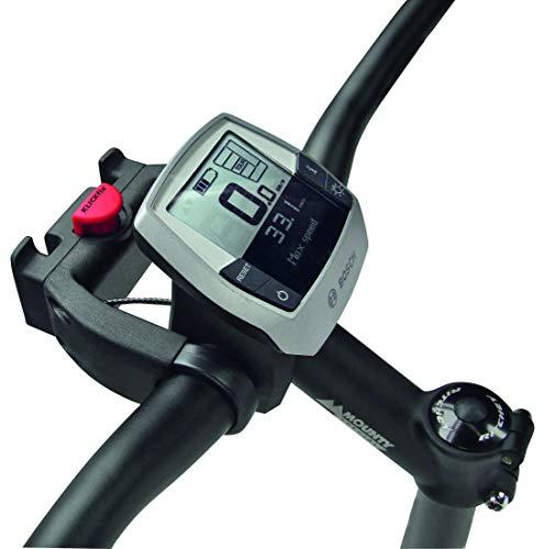 House of Goods - Klickfix Lenkeradapter E für E-Bikes mit Display, universal - Passend für Lenker mit 22-26 mm und Oversize-Lenker 31,8 mm Durchmesser
