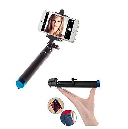 Shot Case Asta Selfie per ONEPLUS One Blu