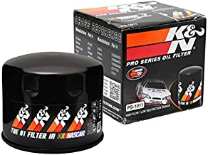 K&N Premium Oil Filter: Designed to Protect your Engine: Compatible with Select CHEVROLET/GMC/OLDSMOBILE/PONTIAC Vehicle Models (See Product Description for Full List of Compatible Vehicles), PS-1011