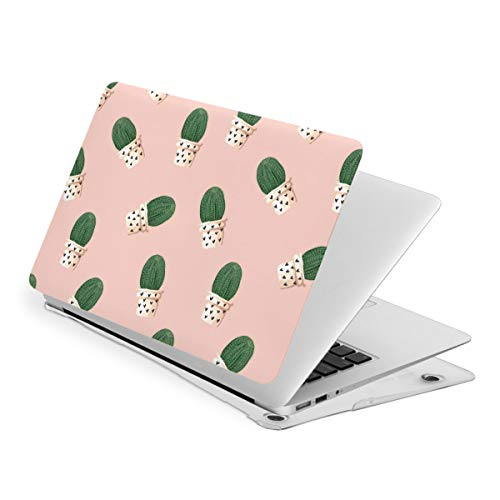 Cactus Pink MacBook New Air 13 inch Case (A1932 & A2179) Laptop Cover Hard Shell Protective Case