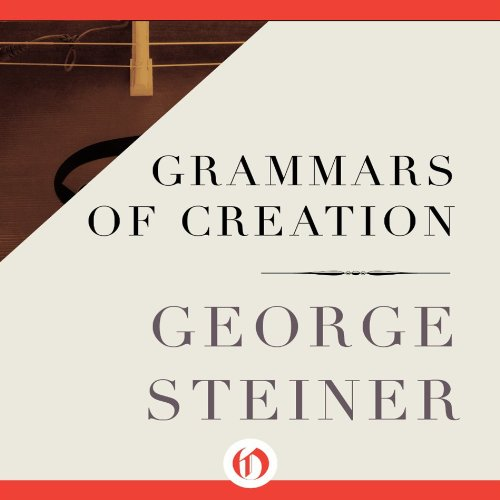 Grammars of Creation audiobook cover art