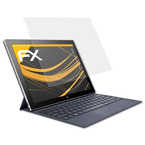 entspiegelnde und sto/ßd/ämpfende FX Folie atFolix Panzerfolie kompatibel mit Samsung Galaxy Tab 8.9 Schutzfolie 2X