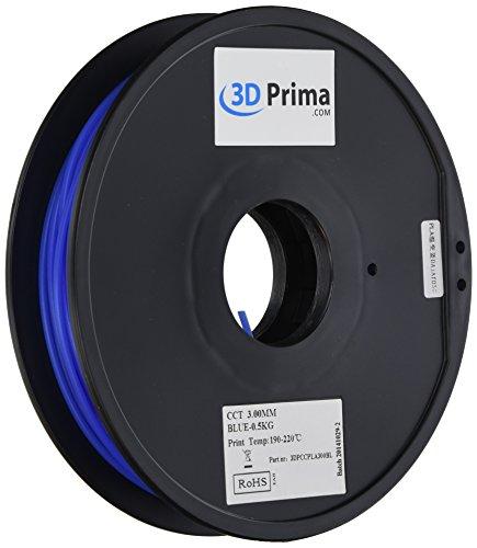 PrimaPLA Color Change Filament Filamento per stampante 3D - PLA - 3mm - 0.5 kg spool - Blue by temperature