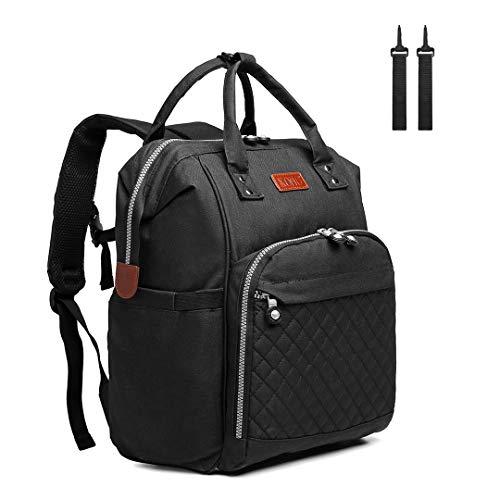 Kono Baby Changing Backpack Bag Multi-Function Large Capacity Travel Diaper Rucksack