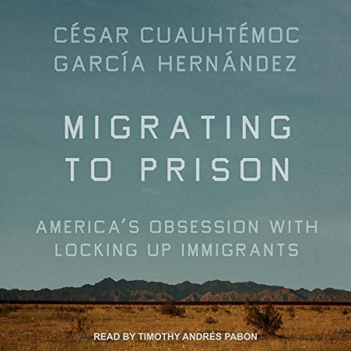 Migrating to Prison audiobook cover art