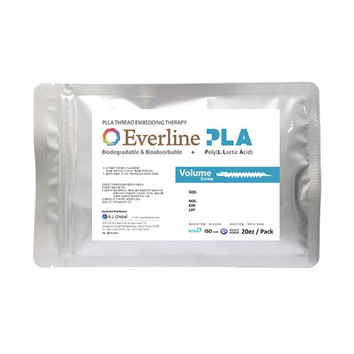 Everline PLA PDO thread Ultra V-Lift Many popular brands 20pcs Lowest price challenge Volume 29G-38mm Type