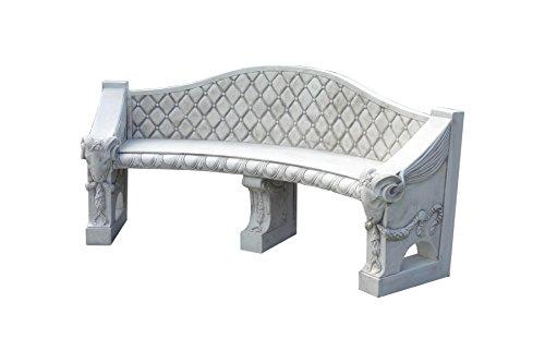 Antikes Wohndesign -   Gartensitzbank