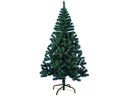 Árvore de Natal Pinheiro Verde Luxo 800 Galhos 2,10m + Brinde - Master Christmas