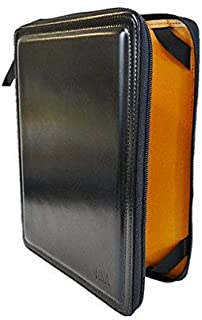 Azra Cerniera Leather Case for Apple iPad 4, iPad 3; iPad 2 by SENA, Black