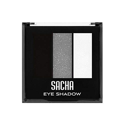 Trio Eye Shadow - Silver