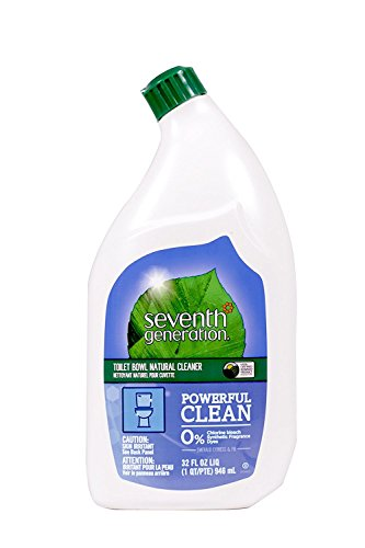 Seventh Generation - Toilet Bowl Cleaner, Emerald Cypress and Fir Scent - 32 Ounces (2 Pack)