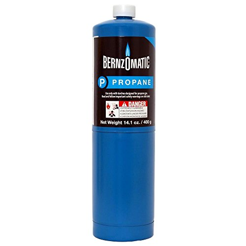 Standard Propane Fuel Cylinder (1 Pack)