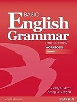 Basic English Grammar (4E) : Split Edition Workbook A with Answer Key (Azar-Hagen Grammar Series)