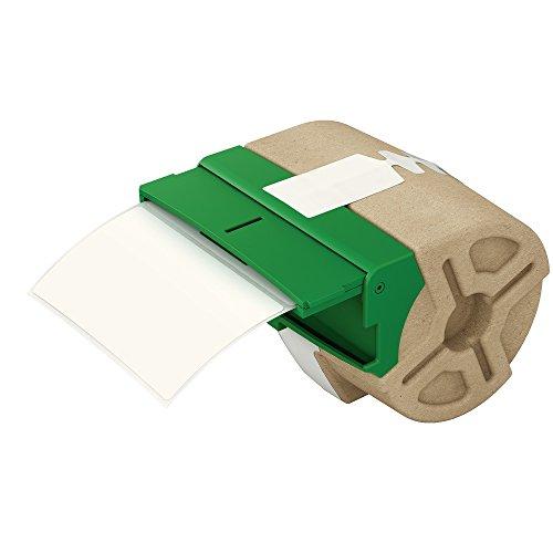 Leitz, Intelligente Format-Papier-Etikettenkartusche, 50 x 88 mm, Weiß, 70180001