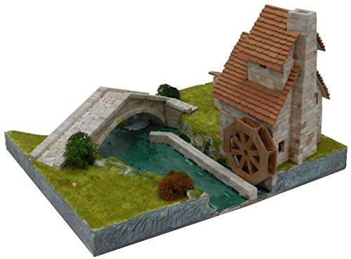 Aedes Juego para modelar un Fuerte con Puente, 1409,31x 26x 5cm
