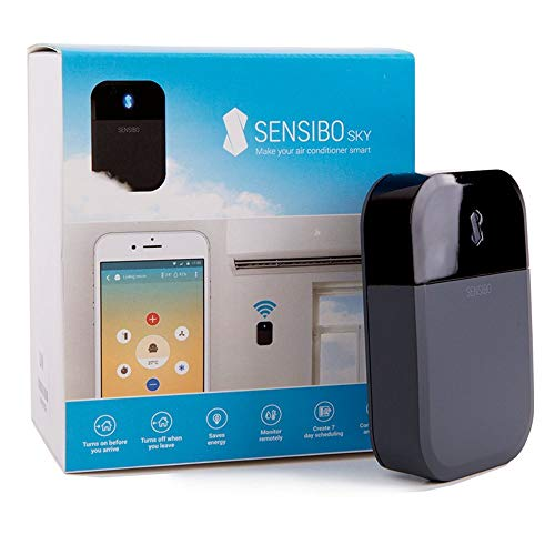 Sensibo Sky (International) - Air Conditioner Controller, Wi-Fi, Compatible with iOS and Android,...