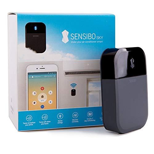 Sensibo Sky - Controller per Climatizzatore, Wi-Fi, Compatibile con iOS e Android, Funziona con Amazon Alexa e Google Home