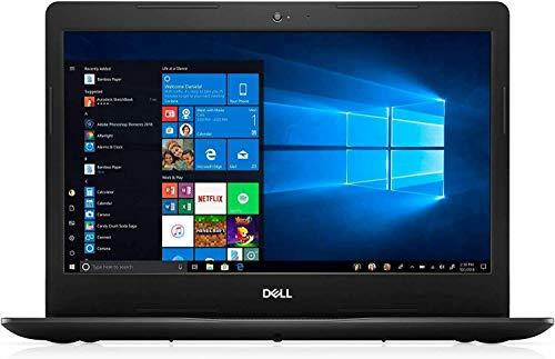 """Dell Inspiron 15 15.6"""" Laptop Computer_ Intel Core i3 1005G1 up to 3.4GHz (Beat i5-7200u)_ 32GB DDR4 RAM_ 1TB PCIe SSD_ 802.11ac WiFi_ Bluetooth 4.2_ USB 3.1_ HDMI_ Remote Work_ Black_ Windows 10 S"""