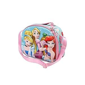 Karactermania Princesas Disney Beautiful – Bolsa Portameriendas 3D, Multicolor