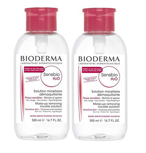 Bioderma Bioderma Sensibio H2O Micellaire 2X500Ml 1000 g