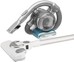 BLACK+DECKER 16V MAX Flex Cordless Stick Vacuum with Floor Head, Cordless (BDH1620FLFH)