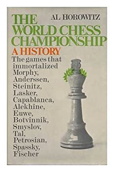 Hardcover The world chess championship;: A history Book