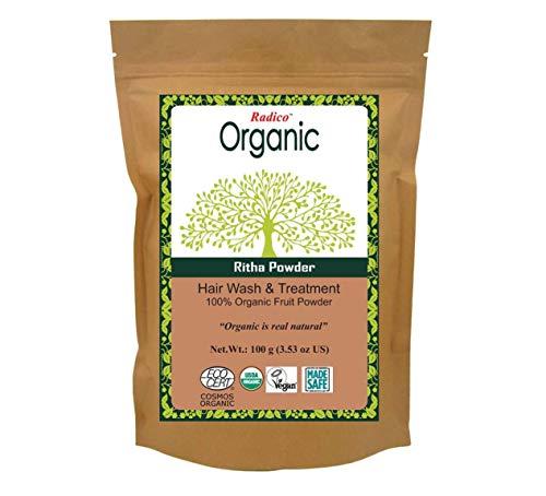 Radico Fruit Powder (Vegan) - Organic Soapnut Ritha