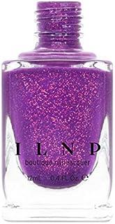 ILNP Paisley - Dark Magenta Holographic Shimmer Nail Polish