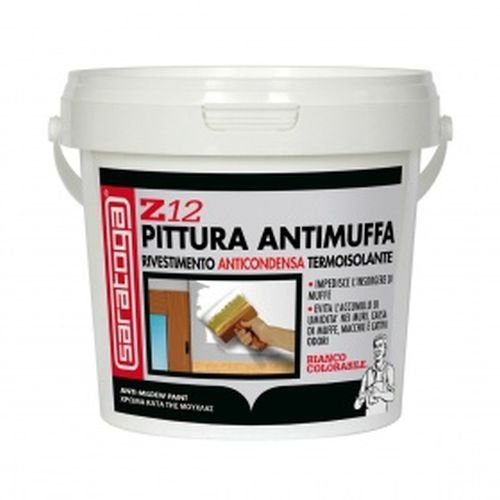 Pittura Antimuffa 750Ml Saratoga