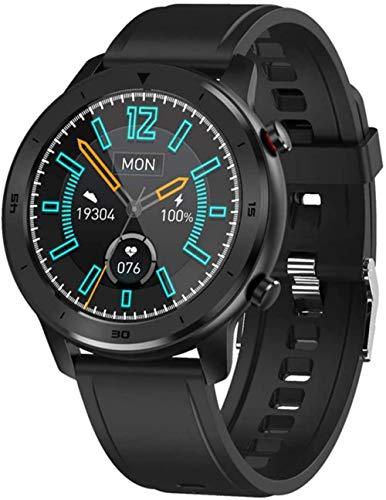 Reloj inteligente para hombres Ip68 impermeable Fitness Tracker de actividad de las mujeres dispositivos portátiles Smartwatch banda monitor de ritmo cardíaco reloj deportivo B-B