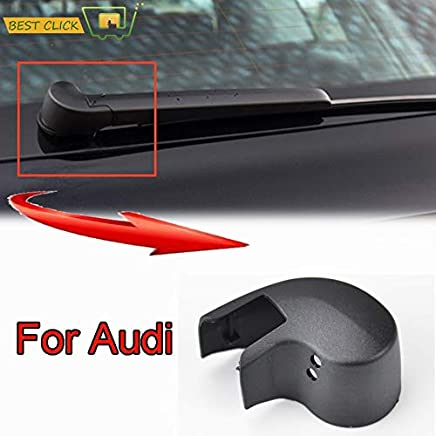 Wipers Hukcus Windscreen Wiper Arm Nut Cap Washer Cover For Audi A1 Sportback A3 8P 8V