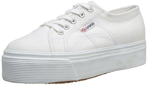 Superga 2790 Acotw Linea Up and Down, Sneaker Donna, Bianco (901 White), 40 EU (6.5 UK)