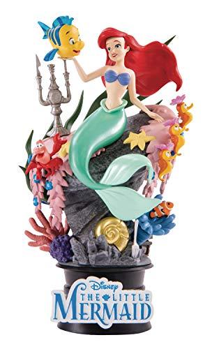 Beast Kingdom Toys The Little Mermaid D-Select PVC Diorama 15 cm Disney Dioramas MAY189046 Mehrfarbig