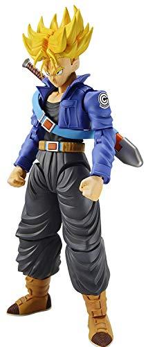Dragon Ball Z Super Saiyan Trunks (New Pkg. Ver), Bandai SpiritsFigure-Rise Standard